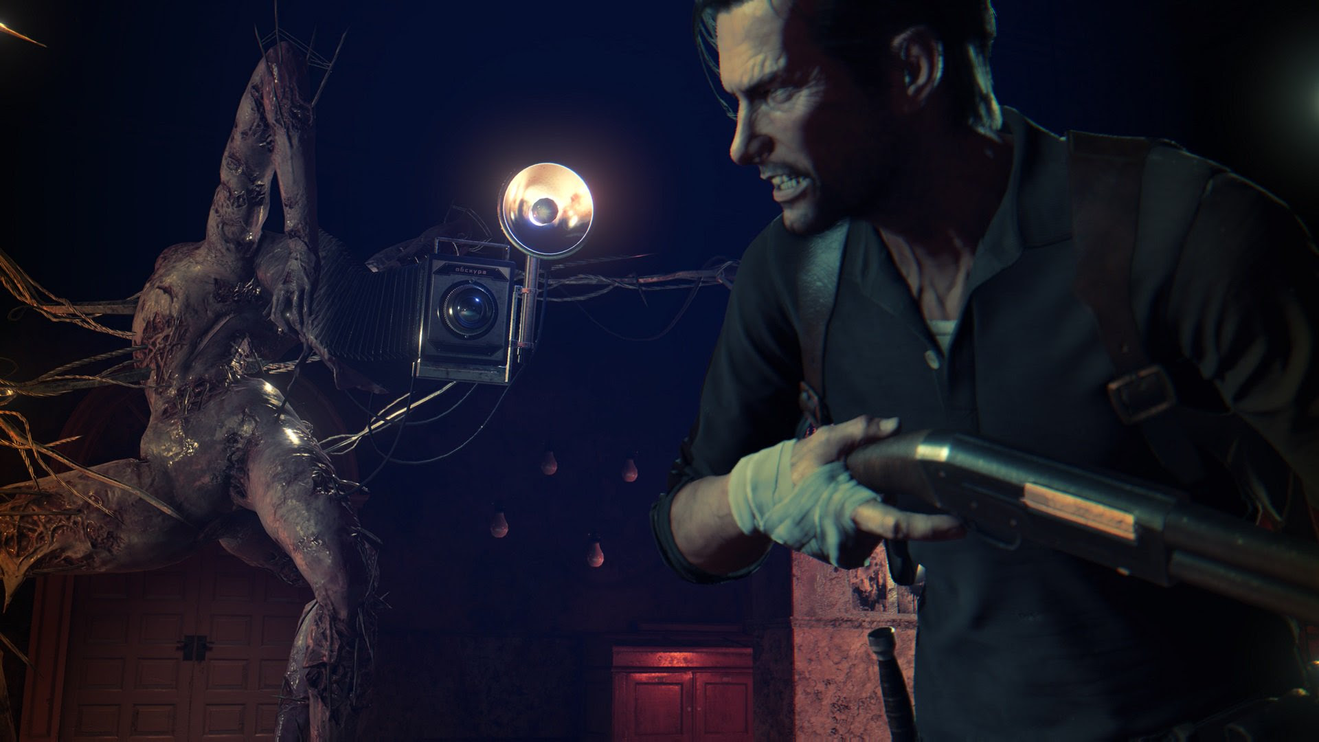The Evil Within 2 isn't all supernatural, it has a serial killer too screenshot
