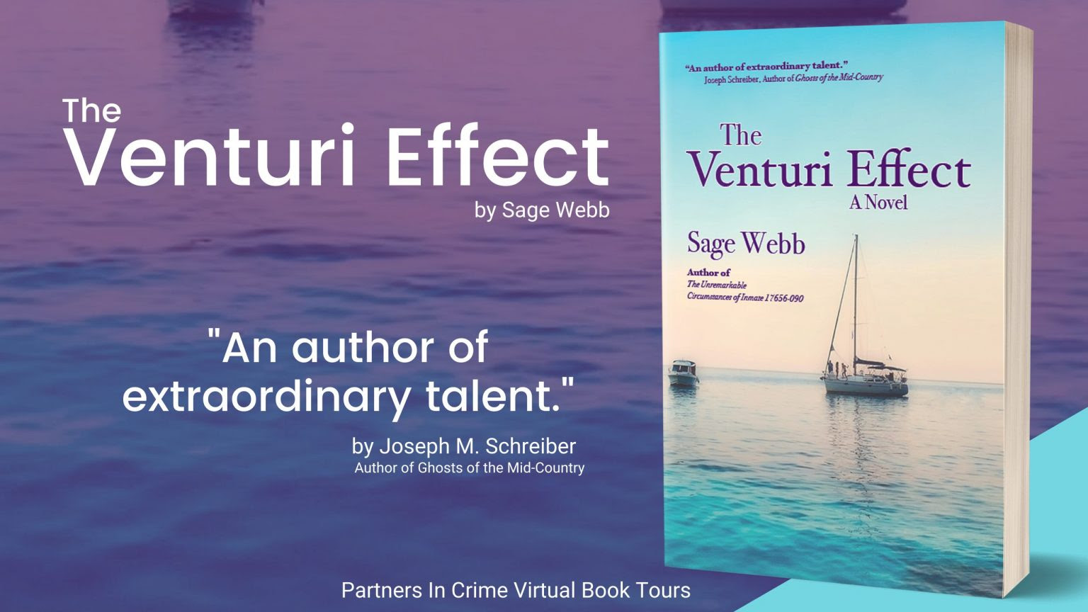 The Venturi Effect by Sage Webb Banner