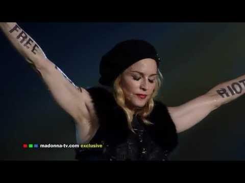 madonna dedica masterpiece a elton john, il video
