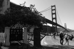 Golden Gate Bridge 75th Anniv - Fort Point