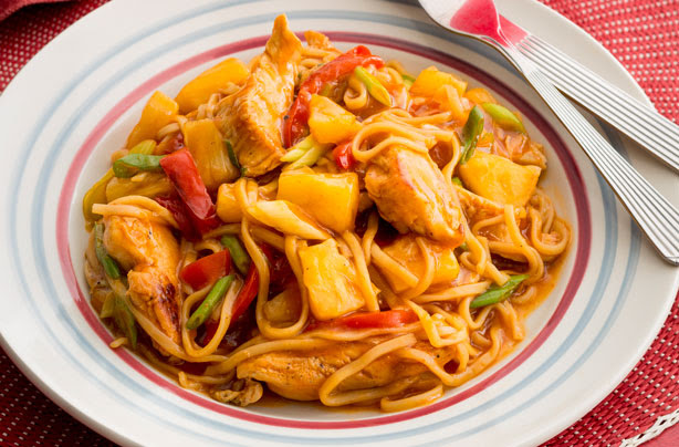 Easy sweet and sour chicken recipe  goodtoknow