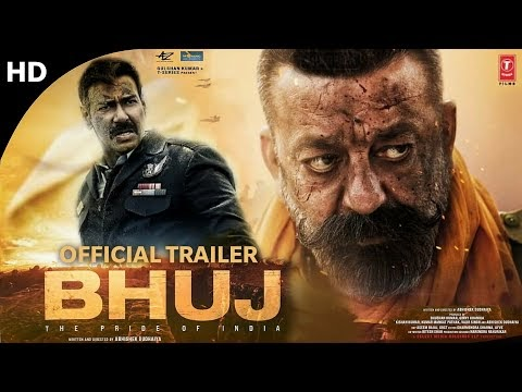 First Look Poster Of Ajay Devgn's 'Bhuj: The Pride Of India