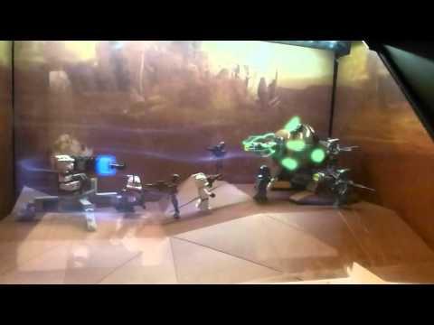 video que muestra un Realzador de Juguetes