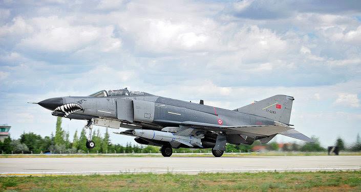 Turkish Air Force F4E Phantom II