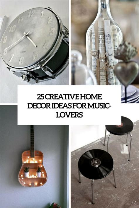 creative home decor ideas   lovers shelterness