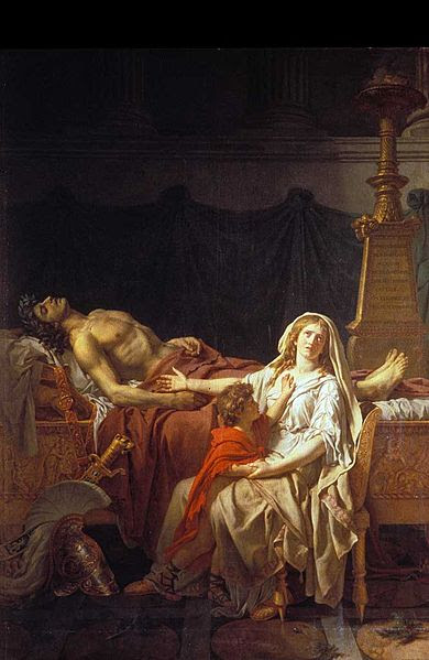 Αρχείο:David-Andromache Mourning Over Body of Hector.jpg