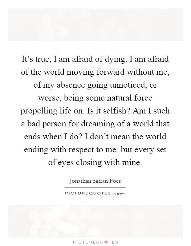 Top I Am A Bad Person Quotes