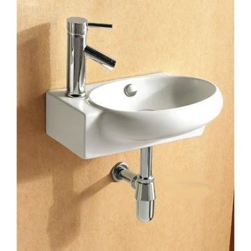 Wall Mounted Bathroom Sinks - TheBathOutlet.