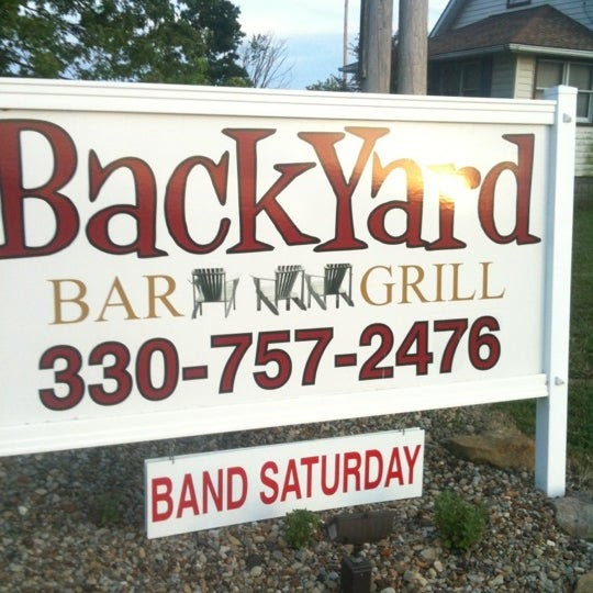Get Backyard Bar And Grill Poland Ohio Background - HomeLooker
