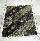 Placemat Mendong Batik AD