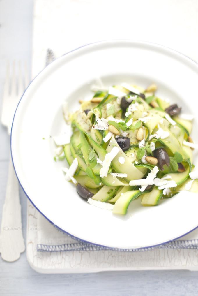tagliatelle di zucchine pp