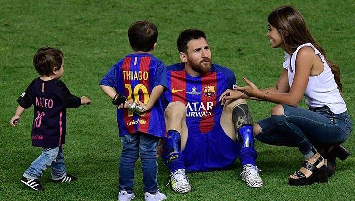 La Verdadera Historia De Amor Entre Lionel Messi Y Antonela Roccuzzo