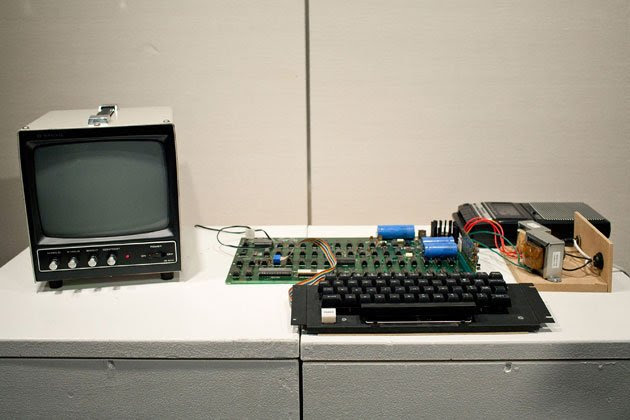 Rare Apple-1 PC on sale