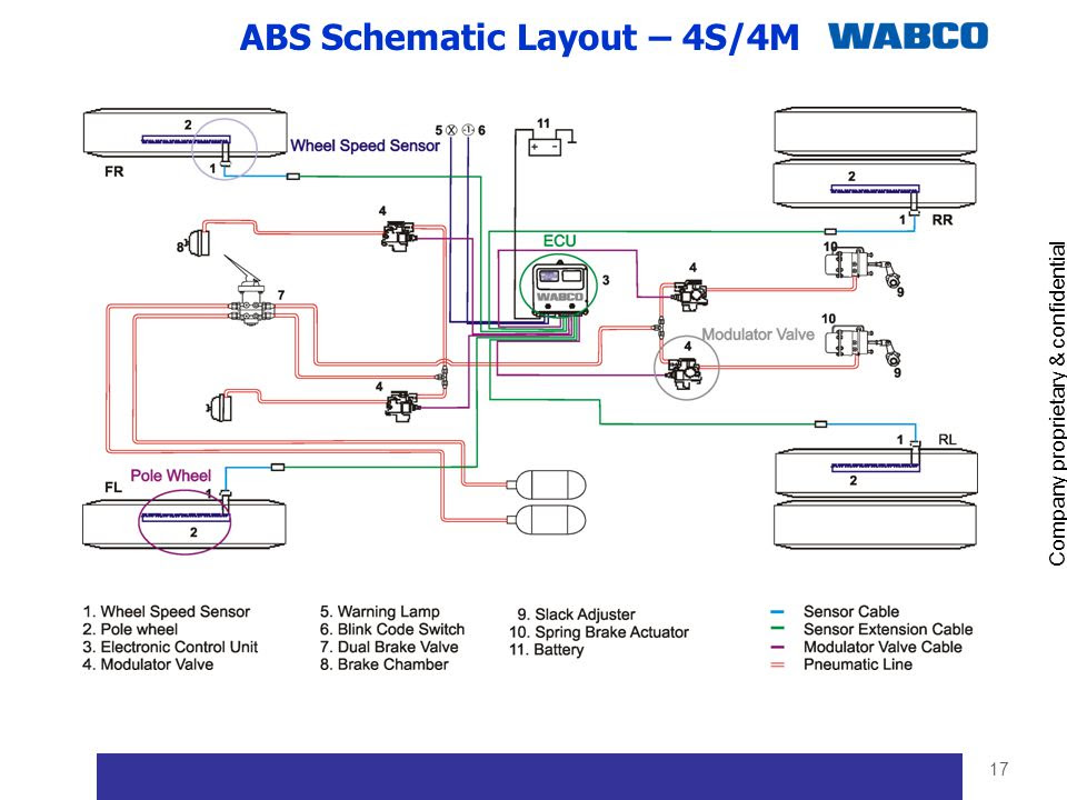 20 New Semi Trailer Wiring Diagram