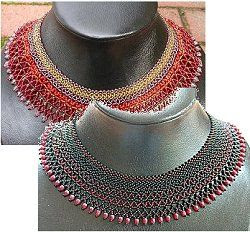 Chevron Collar