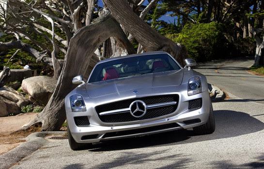 Cop Car Vs. 500hp Mercedes-benz
