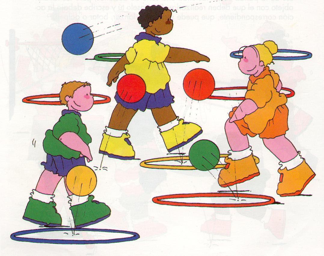 Educación Física Juegos