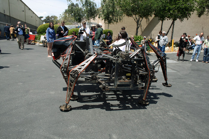 Maker Faire Mega Spider