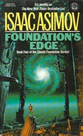 Foundation's Edge (Foundation #4)