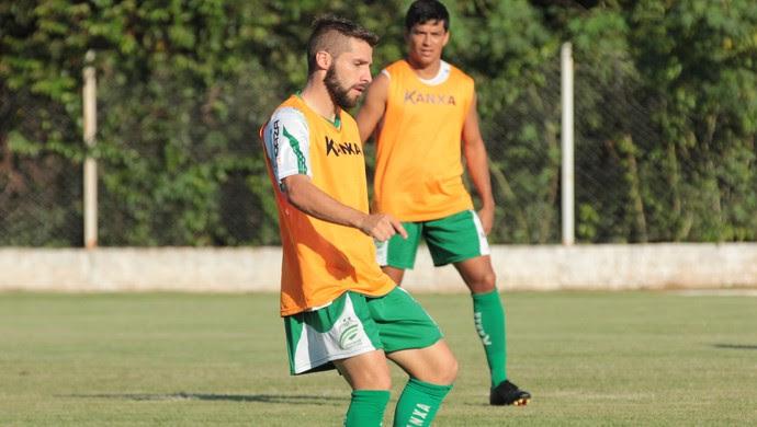 Adriano Da Matta, Luverdense, Série B, 2015 (Foto: Maico Gaúcho/Luverdense)
