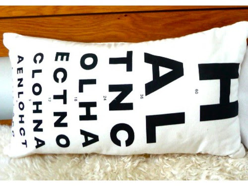 tea towel cushion