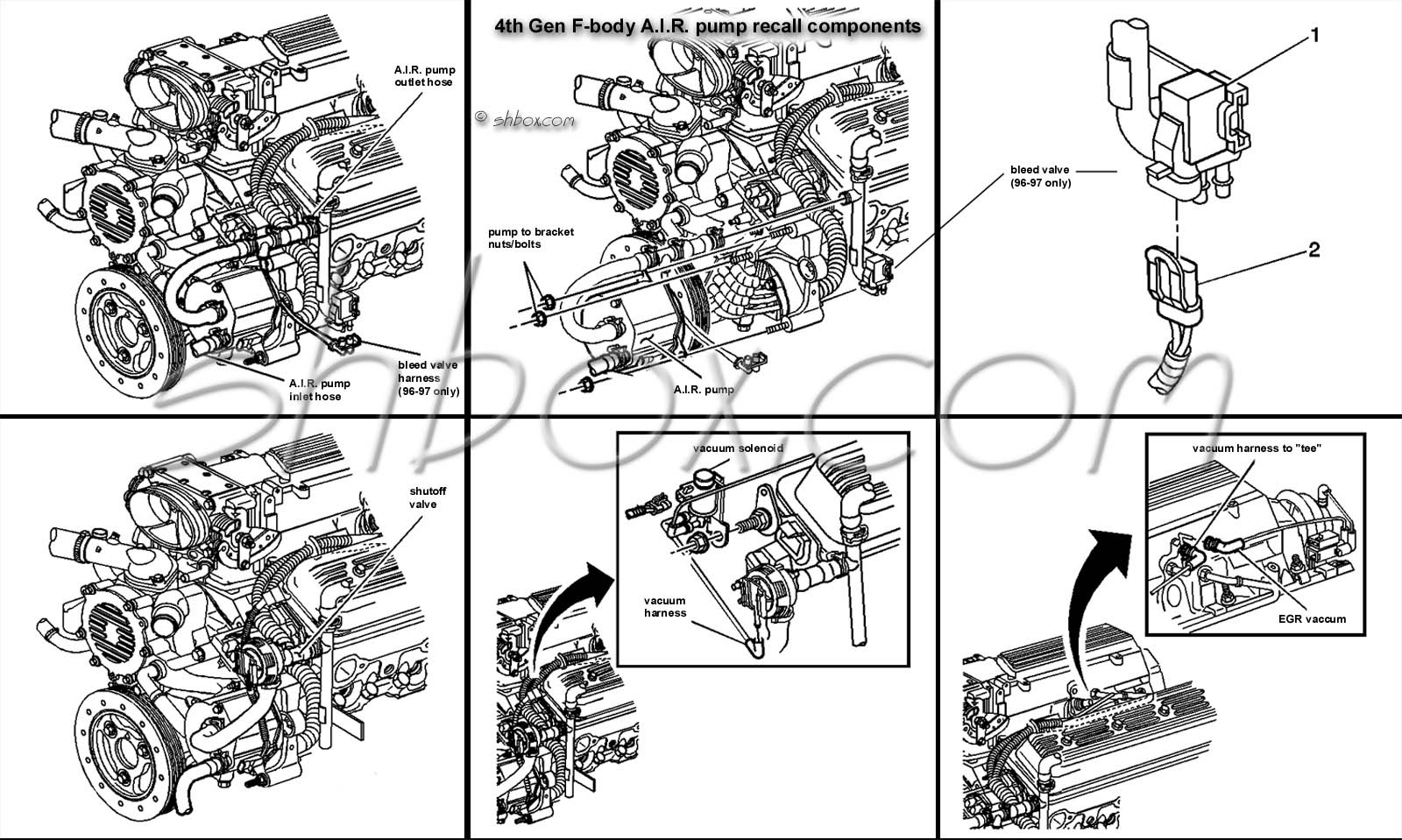 1997 Pontiac Trans Am Engine Wiring Diagram Wiring Diagram Protocol A Protocol A Sposamiora It