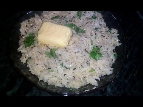 Best Jeera Rice Recipe / Flavoured Jeera Chawal / Perfect jeera rice