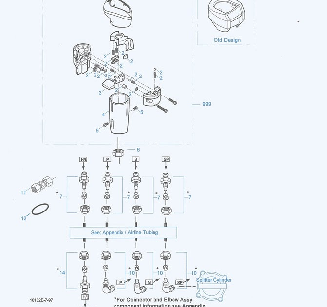 Eaton 13 Speed Air Line Diagram