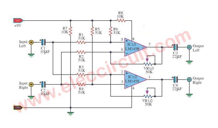 Newyork Gps  Surround Sound Circuit Diagram Download