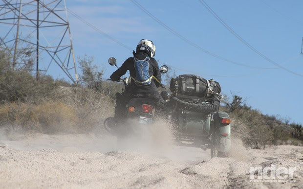 """With 2WD engaged, balance is eliminated from the equation and all you have to focus on is """"go!"""""""