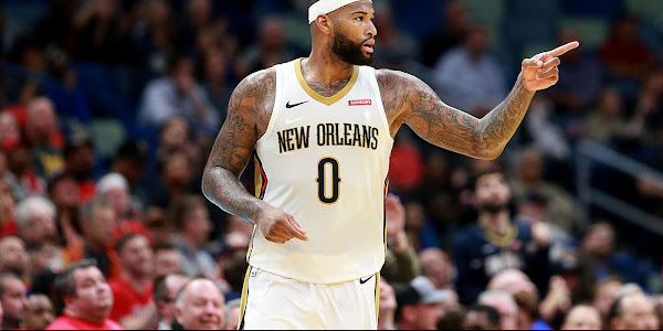 Google News - DeMarcus Cousins signs with the Golden State Warriors ... 26a292d26