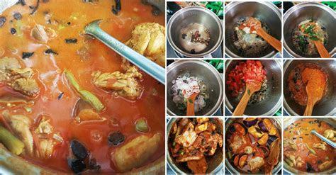 terbaik kari ayam campuran melayu  india