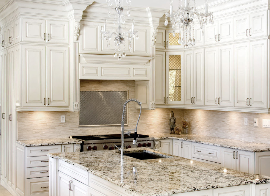 Why Beautiful Antique White Kitchen CabinetsWorth ...