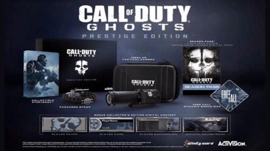 Collectorsedition Org Call Of Duty Ghosts Prestige