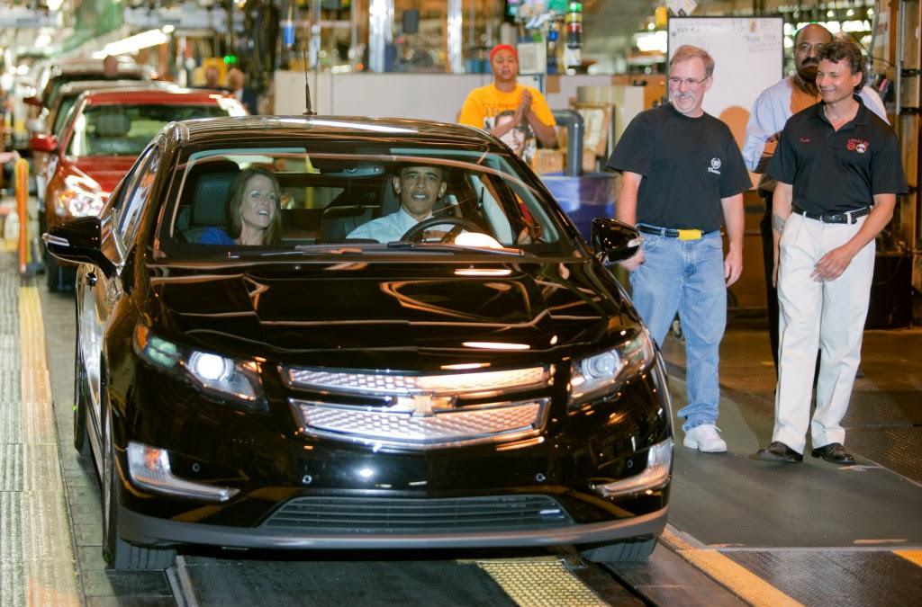 Obama Commits To Green Only Government Auto Fleet By 2015 Autoguide Com News