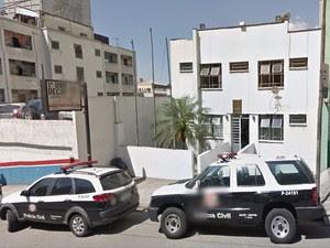 Homem confessou o crime na DDM de Jundiaí (Foto: Google Maps/Divulgação)