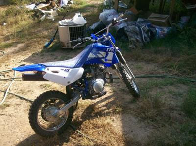 bicycle tires: Yamaha Ttr125 Dirt Bike Sale 21332888