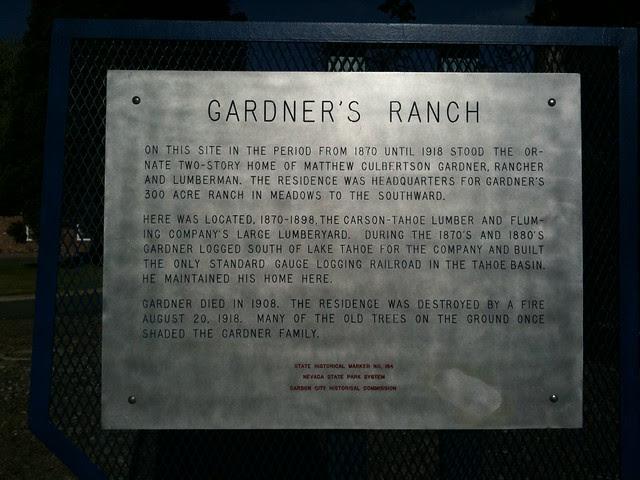 Nevada Historical Landmark #194