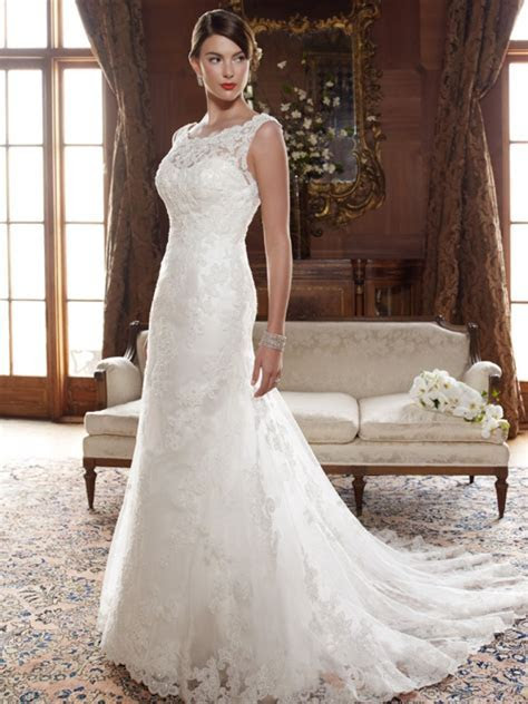 Elegant Lace Wedding Dresses Bridal Gowns Cheap 1901001