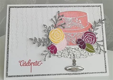 46 best Stampin' Up! Sweet Soiree Suite images on