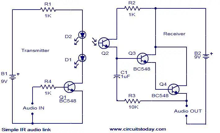 ir-audio-link-circuit