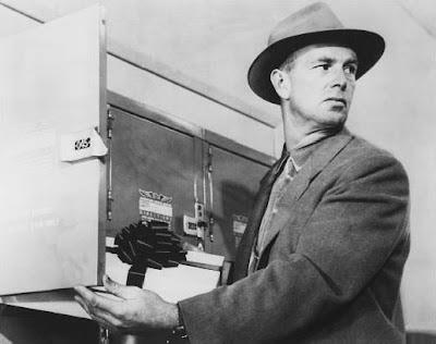 Sterling Hayden en 'Casta de malditos'