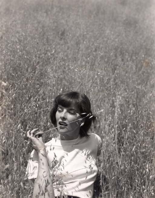 Katharine Hepburn by George Hoyningen Huene, September 1934