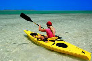rent a kayak in the keys