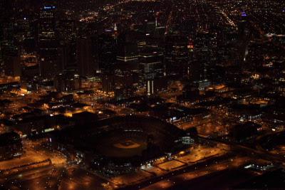 Denver Xmas Lights Aerial