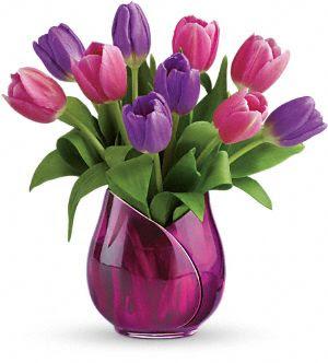 Teleflora's Two-Lips Bouquet