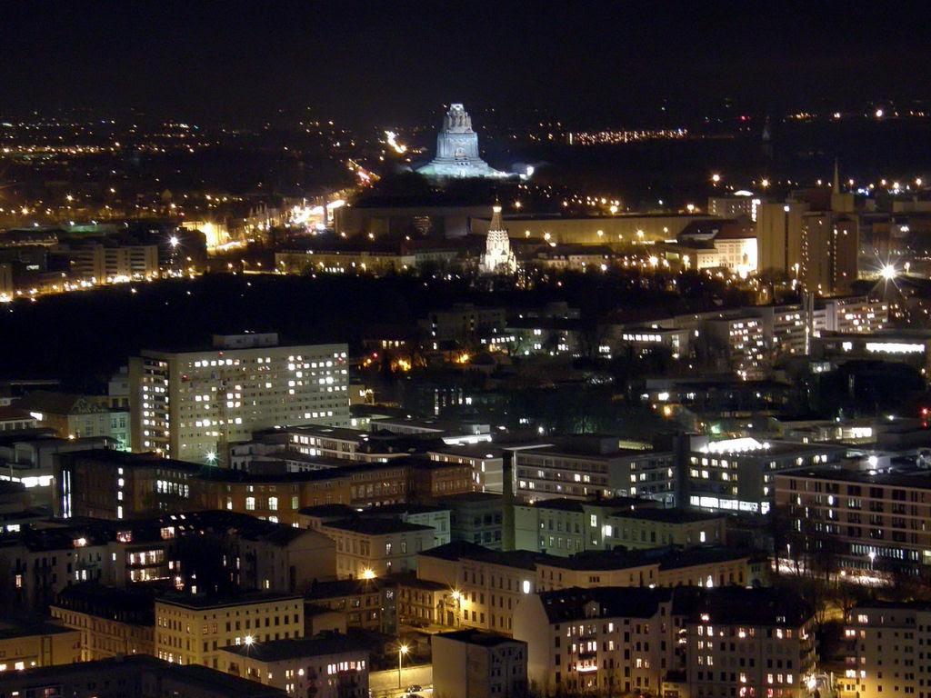 O Monumento à Batalha das Nações : O maior monumento da Europa 07