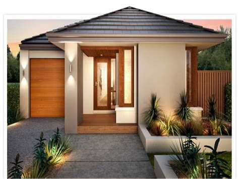 small modern home design exterior beautiful small houses