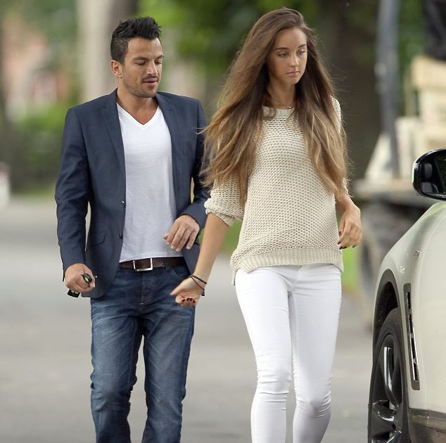 Celebrity & Style Mag: Peter Andre Says He Is Not Planning
