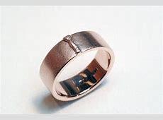 Custom Weld Bead Wedding Ring by Cooperman Jewelry   CustomMade.com